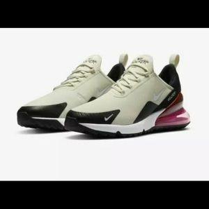 Nike Golf Air Max 270 G Golf Shoes CK6483 002
